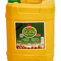 18litres grand pure soya oil